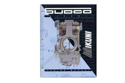 Mikuni Carburetor Parts and Information Manual