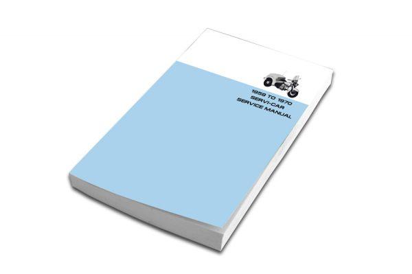 Servi-Car Manual 1959-1970