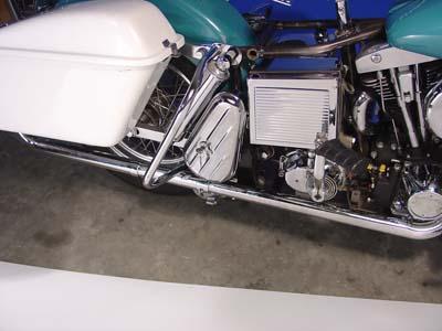 Tool Box Key Set for Harley Davidson by V-Twin